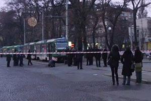 """Центр Днепропетровска перекрыл """"заминированный"""" трамвай: подозрительный предмет уничтожили"""