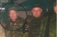 """Контррозвідка вивела з окупованої території і затримала бойовика """"ЛНР"""""""