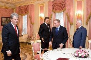 """Ющенко ударил Януковича """"ниже пояса"""", но он все простил"""