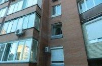 В Киеве квартирный вор выпрыгнул с третьего этажа, убегая от полиции