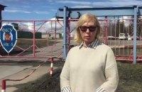 Денисова прибыла в Лабытнанги, но ее снова не пускают к Сенцову