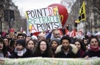 Як правильно використати коронавірус? Уряд Франції силою проштовхнув пенсійну реформу