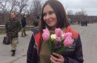 Журналистка Мария Варфоломеева освобождена из плена боевиков (обновлено)