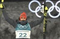Немецкий биатлонист Пайффер выиграл спринт на Олимпиаде