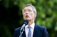 Генсек НАТО закликав Росію відмовитися від підтримки донбаських бойовиків