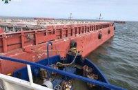 СБУ заблокувала діяльність комерсантів, які привласнили баржі Дунайського пароплавства