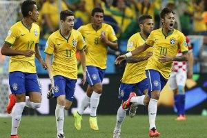 Бразилія нокаутувала Францію на її полі