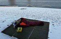 В Польше насмерть замерзли десять человек