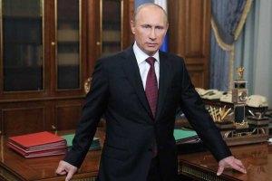 Путин обещает поднять уровень инвестиций в экономику РФ до 25% к 2015 году