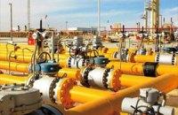 Украина нарастила поставки газа из Европы в пять раз