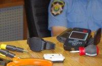 Нацполиция закупила электронные браслеты слежения по цене 53,8 тыс. гривен в 2015 году