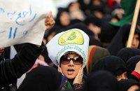 В Иране полиция задержала 29 противниц хиджабов