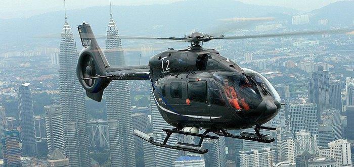Вертолет H145