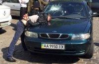 Сотрудники СБУ в центре Киева повязали двух следователей МВД
