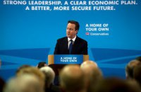 Эксит-поллы предсказали победу партии Кэмерона на выборах в британский парламент