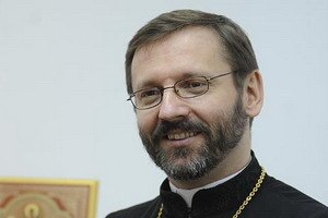 Янукович поздравил главного греко-католика