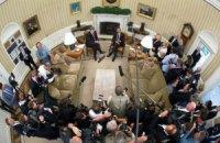 США готовы расширить сотрудничество с Украиной в сфере обороны, - Порошенко