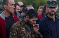В плену на Донбассе остаются более 600 украинцев, - Порошенко
