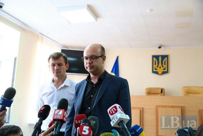Прокурор Сергей Саенко
