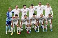 Збірна Данії встановила унікальне досягнення чемпіонатів Європи