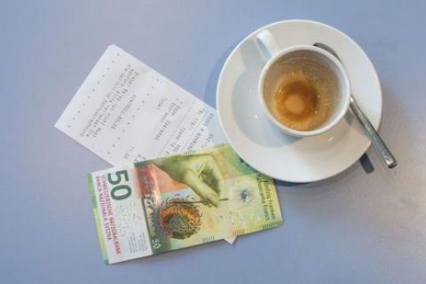 Банкнотой года в 2016 году стала купюра в 50 швейцарских франков