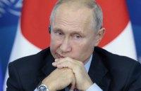 Путін заборонив авіаперевезення росіян до Грузії