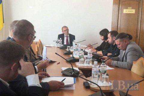 Комитет по нацбезопасности без кворума одобрил продление закона о статусе Донбасса
