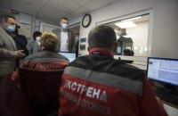 Кличко перевірив оновлене відділення швидкої допомоги в Святошинському районі Києва