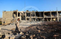 Російські військові літаки розбомбили пологовий будинок у Сирії