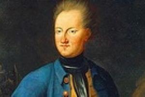 Полтава отказалась принять в дар бюст Карла XII
