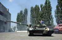 Українські солдати отримають 10 танків
