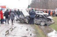 Четыре пенсионерки погибли в ДТП в Черновицкой области