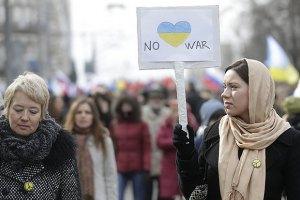 66% россиян высказываются против введения войск РФ в Украину