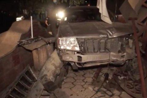 П'яний голова райадміністрації на Закарпатті збив двох жінок