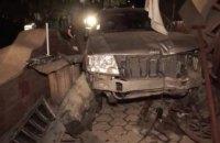 Пьяный глава райадминистрации на Закарпатье сбил двух женщин