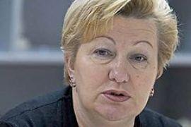 Ульянченко рассказала о самых трудных моментах работы с Ющенко