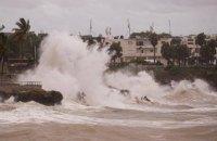 """Внаслідок шторму """"Ельза"""" у Флориді загинула людина, на базі ВМС у Джорджії утворилося торнадо"""