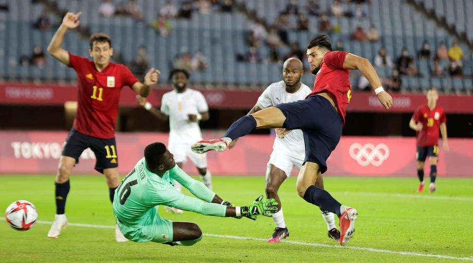 Іспанія - Кот-Д'Івуар