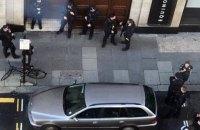 Полиция Лондона задержала мужчину, напавшего с ножом на штаб-квартиру Sony