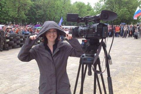 СБУ запретит въезд британской журналистке за провокацию обстрела для остроты сюжета