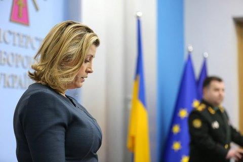 Украина и Великобритания подписали меморандум в оборонной сфере