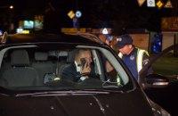 Бывшему послу Украины в США грозит штраф и лишение водительских прав за езду в пьяном виде