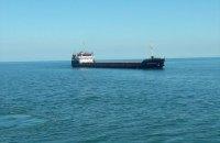 Затонувшее в Черном море судно могло везти уголь из ОРДЛО, - МинВОТ