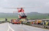 У Німеччині сталася ДТП за участю понад 50 машин