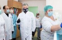 """""""Євросолідарність"""" закликала застрахувати всіх медиків від коронавірусу"""