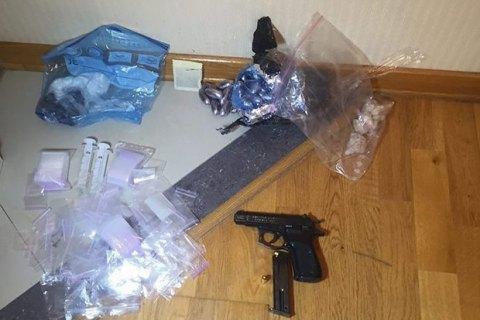 Поліція затримала банду наркоторговців, які діяли в Києві та трьох областях
