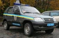 """Полицейский на служебной """"Ниве"""" попал в ДТП в Житомирской области"""