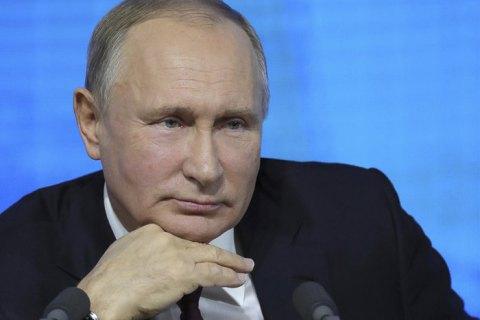Путін заявив про ризик експорту російського газу до Європи через Україну