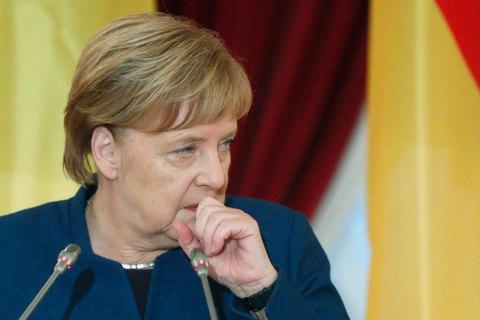 Ситуация на Донбассе далека от урегулирования, - Меркель