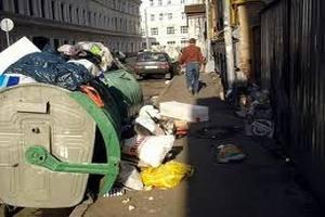В Британии впервые за 130 лет перестали вывозить мусор